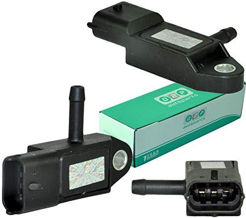 für Seat Altea/XL/Cordoba/Ibiza Mk4, Sportcoupe MK5 Diesel/Leon Diesel-Partikelfilter Differential Drucksensor 076906051A