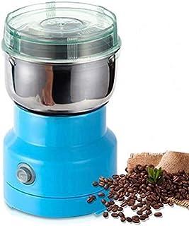 Jackallo Elektrisk smash maskin multifunktion liten mat kvarn kornkvarn, bärbar kaffebönor kryddor kvarn pulvermaskin för ...