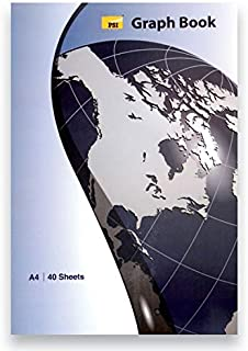 Graph Book, a4, 40 Sheets
