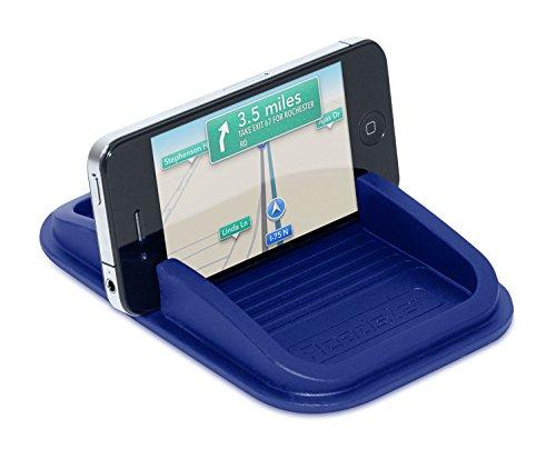 Sticky Pad Roadster Smartphone Dash Mount - Blue