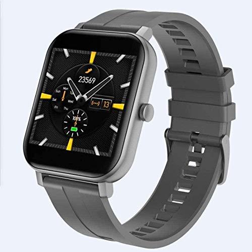 Reloj inteligente inteligente pulsera de frecuencia cardíaca presión arterial llamada Bluetooth reloj deportivo multifunción