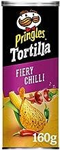 pringles tortilla fiery chilli