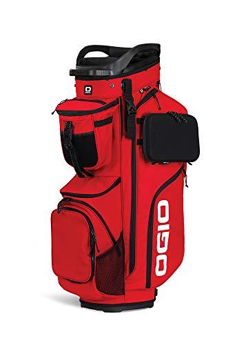 OGIO Alpha Convoy 514 Sac pour Chariot, Rouge Profond, 5119004OG