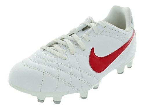 Nike - Bota jr tiempo natural iv fg, talla 37,5, color