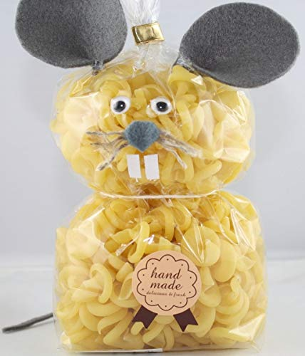 Nudelpuppe Maus