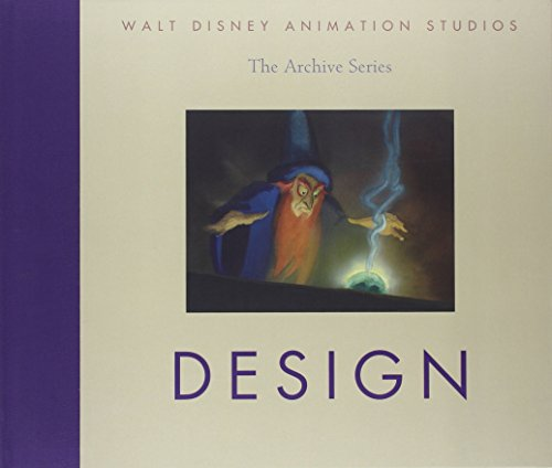 Walt Disney Animation Studios The Archive Series Design