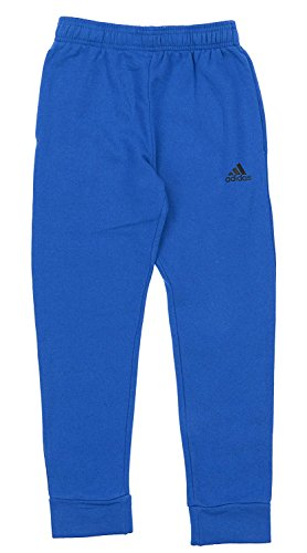 Adidas Big Boys Youth Game Ready Team Pants, White Black