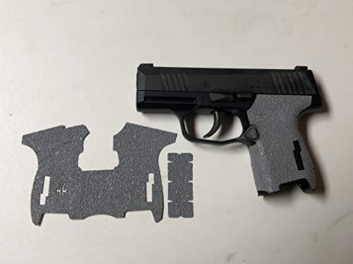 Handleitgrips Gray Gun Grip Tape Wrap for Sig Sauer P365