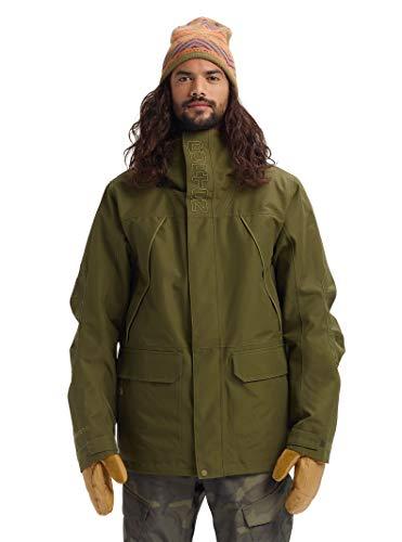 Burton Mens Gore-Tex Breach Jacket, Keef, Medium