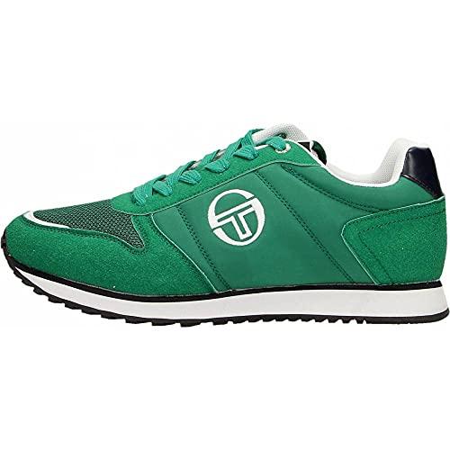 Sergio Tacchini - Sneakers Casual Loris Essentials MX per Uomo con Suola in Gomma (EU 42)