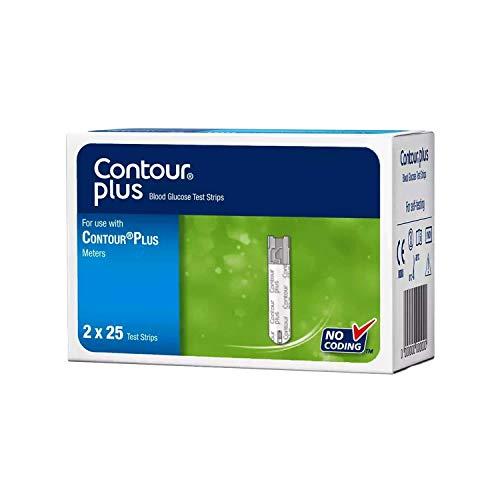 Contour Plus Strips 50 Count