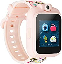 PlayZoom Kids Smartwatch - Video and Camera Selfies Music Learning Educational Fun Interactive Games Touch Screen Sports Digital Watch Birthday Gift for Kids Toddlers Boys Girls Fun Prints