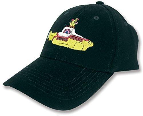 Yellow Sub Moleskin Baseball Cap [Import belge]