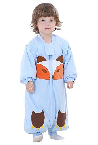 Happy Cherry Combinaison Pyjama B/éb/é Forme Animal /à Capuche Hiver Chaud Grenouill/ère D/éguisement B/éb/é Fille Gar/çon pour Halloween Carnaval 2-24 Mois