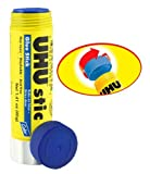 Forms a strong, long lasting bond with just a single stroke Goes on blue, dries clear with no clumps Patented threaded cap keeps air out preventing dry outs Washable, acid free, non toxic - conforms to ASTM D-4236 Ideal for paper, cardboard and photo...