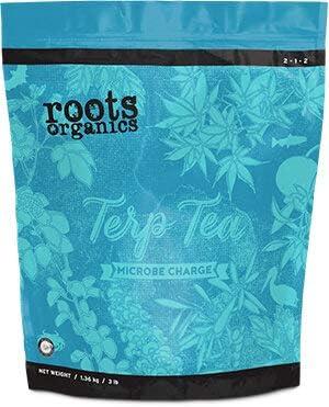 roots organics Terp Tea Microbe Ferti free shipping Micronized Organic Charge Super sale period limited
