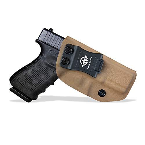 IWB Tactical KYDEX Gun Holster Pistol Pouch Softair Fondine Fits: Glock 19...