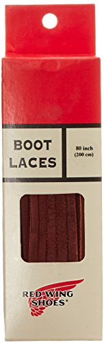Price comparison product image Red Wing Heritage Leather Shoe Lace,  Burgundy, 80 inch