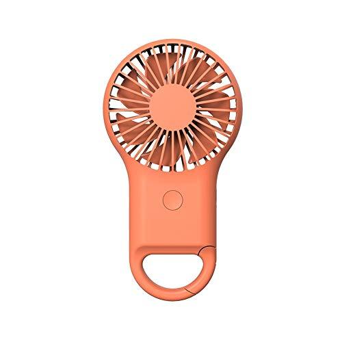 Hugyou Mini ventilador de mano Creative Candy Color Mini USB Ventilador