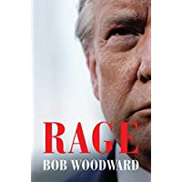 Bob Woodward Rage (Hardcover / Illustrated)