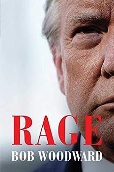 Bob Woodward Rage (Hardcover / Illustrated)