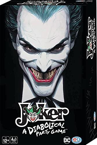 Editrice Giochi, Joker The Game, Gioco di Carte, Gioco di Società, per 12 Anni in Su, 6059802