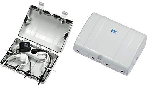 Bachmann 904.100 kabelsafe-box in lichtgrijs