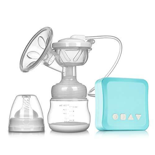 HJJGRASS Brustpumpe Brustvergrößerung Elektrische Milchpumpe Melkautomatik Milchpumpe Muttermilch Puller Saugen Mute Mutter Und Kind Versorgt