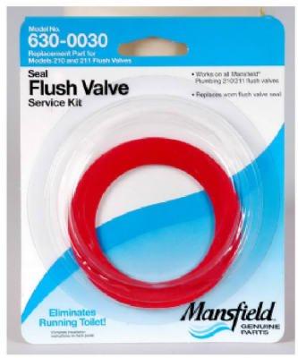 mansfield flush valve seal - 5