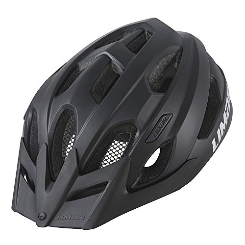 Limar Unisex– Erwachsene Urbe Helme, Mattschwarz, One Size
