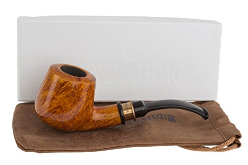 4th Generation 1897 Tobacco Pipe - Vintage Natural