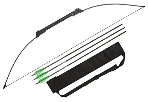 Spectre Compact Take-Down Survival Bow and Arrow (45# Draw)