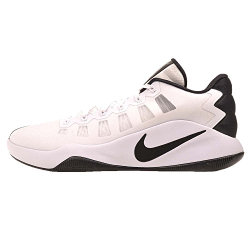 Nike Hyperdunk 2016 Low Mens Basketball Shoes (13 D(M) US) White/Black