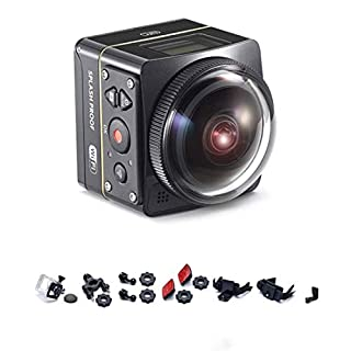 Kodak SP360 4K Explorer Pixpro Action Kamera Pack schwarz (B00M8C81M2) | Amazon price tracker / tracking, Amazon price history charts, Amazon price watches, Amazon price drop alerts