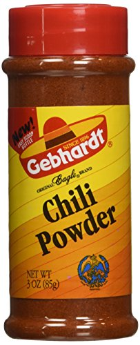 Gebhardt Chili Powder 3 Oz (3 Pack)