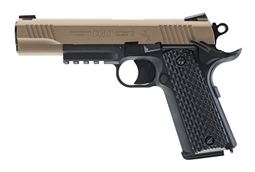 Colt 2254045 M45 CQBP - DEB - Metal Slide Air Pistol .177 BB