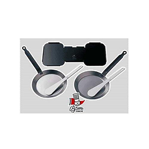 Bron Coucke - REB01 - Kit reblochade pour alpage - Multicolore (noir/gris) 53x26.5x40 cm