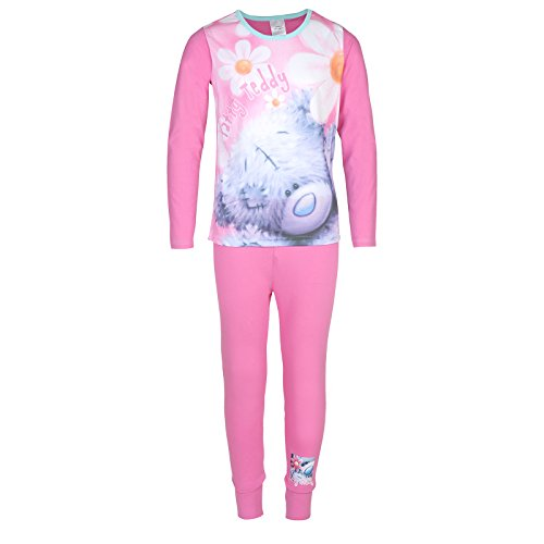 Tatty Teddy Me to You Official Gift Kids Girls Pajamas Pink 5-6 Years