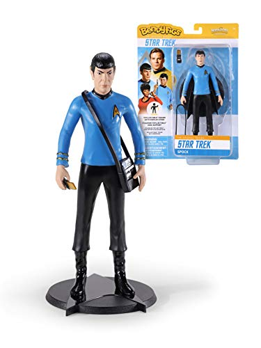 The Noble Collection Spock BendyFig