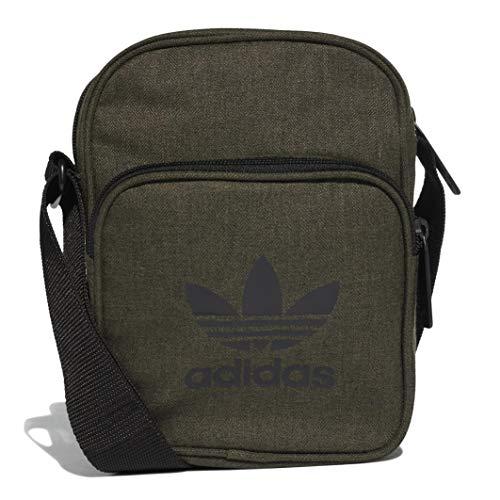 adidas Unisex-Erwachsene MINI BAG CASUAL Tagesrucksack, Mehrfarbig (Carnoc/Negro), 24x36x45 centimeters