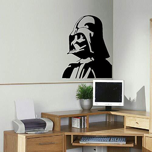 Große Darth Vader Star Wars Küche Schlafzimmer Wand Schablone Aufkleber
