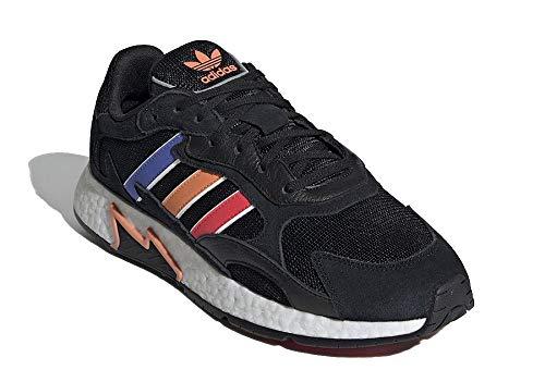 adidas Hombre TRESC Run Zapatillas Negro, 42 2/3 🔥