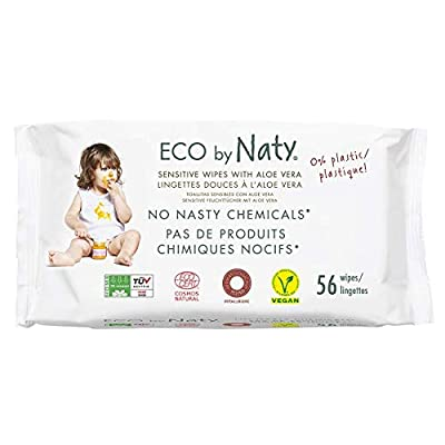 Nature Babycare Eco-Sensitive Wipes