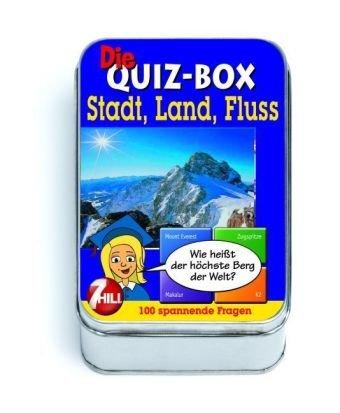Die Quiz-Box Stadt, Land, Fluss