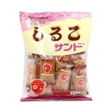 松永製菓 スターしるこサンド 110g x5袋 (個包装タイプ)