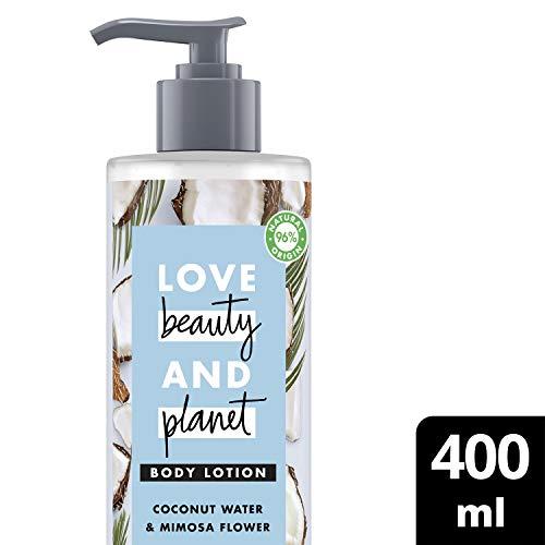 love beauty and planet shampoo kruidvat
