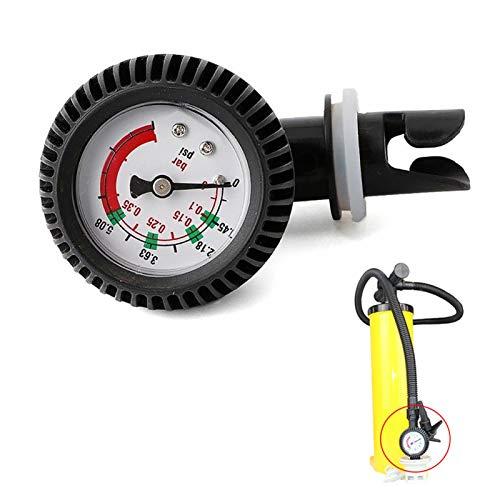 QOTSTEOS Medidor de presión de aire para kayak, barómetro de 0 a...