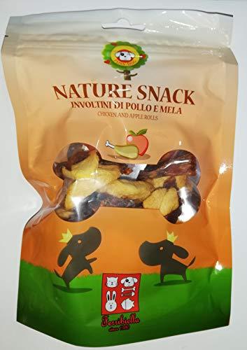 Ferribiella Nature Snack involtini di Pollo e Mela