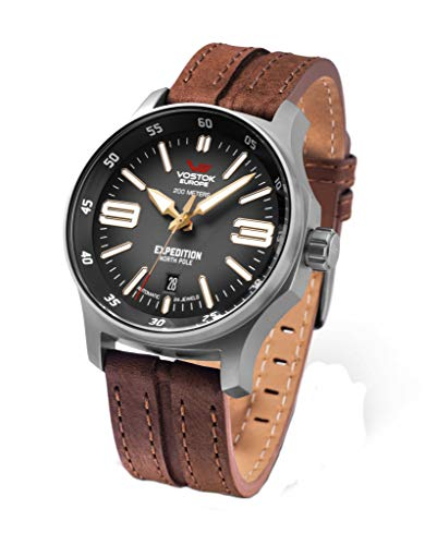 Vostok Europe Expedition North Pole Automatik NH35A Datum 592A555
