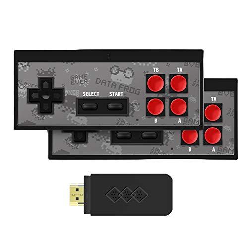 Consola de juegos, juego de consolas inalámbricas de doble juego